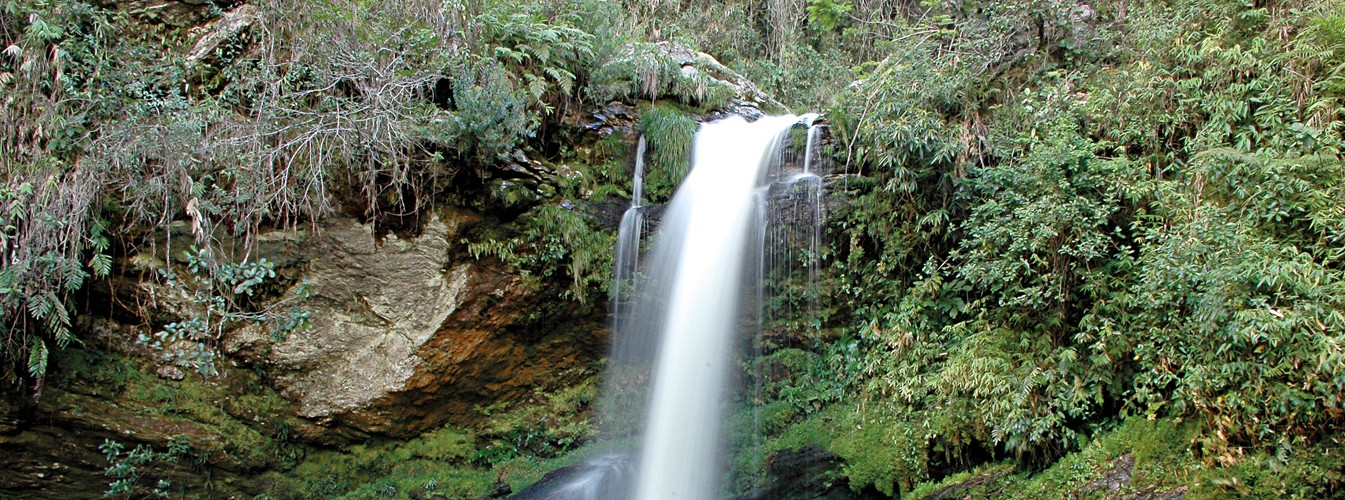 Cachoeira da Água Santa